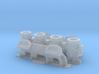 1 16 Ardun 2X4 Intake 3d printed