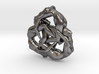 Borromean Rings pendant - Naked Geometry 3d printed