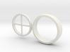 Scope Target Ring 3d printed
