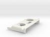 Lower-grill-push-block 3d printed