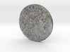Alexander The Great Coin 3d printed