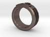 Earth Bender Ring V2 3d printed