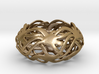 Earth Rootz Ring 3d printed