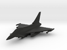 1/285 (6mm) Eurofighter Typhoon w/Ordnance 3d printed
