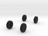 1/32 Scale Wheels, Tool Box 3d printed
