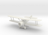 1/144 Sopwith 1 1/2 Strutter, Single Seat version 3d printed