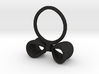 Bow ring 3d printed