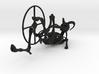 Faun Skeleton 3d printed