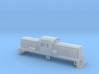 DSC Locomotive, New Zealand, (N Scale, 1:160) 3d printed