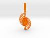 Quark Pendant - Wheely (1uU7fa) 3d printed