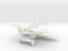 1/300 Grumman G34 Skyrocket / XF5F-1 (x2) 3d printed