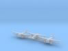 1/600 DH89 Dragon Rapide 3d printed