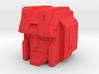 Masterpiece Seeker Basic Head V2 3d printed