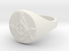 ring -- Wed, 01 May 2013 22:34:49 +0200 3d printed
