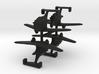 1/200 SNCAO-Nieuport ACA-5 (x4) 3d printed