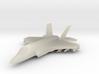 1/285 (6mm) F-35B w/Ordnance 3d printed