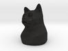 Cat Gasp (5 cm/2 inch) 3d printed