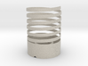Helical Table Lamp 3d printed