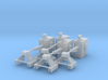 Hydraulic Bumper (4) 3d printed