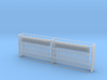 80 Z Scale Single Telegraph Poles - fine details 3d printed