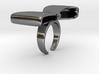 BigRibbonRing US-Ring-size6.5(JP-size-#12) 3d printed