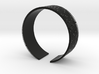 Crescent Bracelet (M) 3d printed