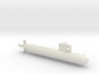 1/700 Type 091 Submarine 3d printed