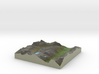 Terrafab generated model Tue May 27 2014 01:10:23 3d printed