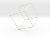 Cubo 3d printed
