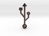 USB: Pendant 3d printed