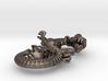 Dragon pendant # 2 3d printed