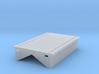 T Gauge Perrondeel 30 mm (1:450) 3d printed