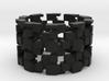 Tilt Cubes Ring Size 10 3d printed