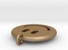 Happy Face Emoticon Charm Smiley 3d printed