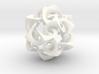 Icosahedron I, large 3d printed