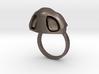 Amazing Zheng3 Nose Ring, Size 6 3d printed
