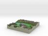 Terrafab generated model Wed Jul 09 2014 21:11:50  3d printed