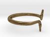 Cygnus Olor Swan Ring 6.5 3d printed