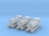 T-gauge Saddle Tank Engines - Uses Eishindo Wheels 3d printed