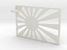 RISING SUN 3d printed