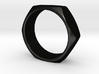 Nut Ring Size 11 3d printed