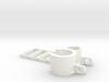 Adjustable Kräus Faucet Mount 3d printed