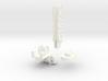 Sunlink - BC13 MW Hoisting Crane 3d printed