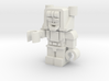 Scootsies Mini figurine 3d printed