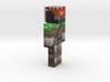 6cm | min3craftfor3v3r 3d printed