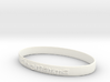 I love Momma Bracelet 3d printed