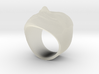 Anonymous ring 18mm 3d printed