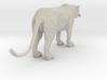 Leopard miniature 3d printed
