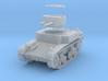 PV14B M1 Combat Car (1/100) 3d printed