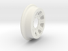 Fairmont Speeder or Handcar Wheel 1:8 scale 3d printed